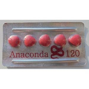 Anaconda 120 for sale