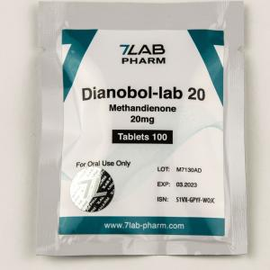 Dianobol-Lab 20 for sale