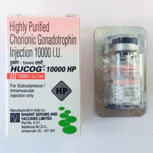 HuCoG 10000 IU for sale