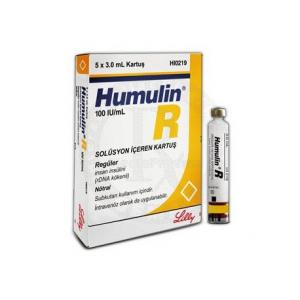 Humulin R for Sale