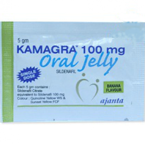 Kamagra Oral Jelly (Mint) for sale