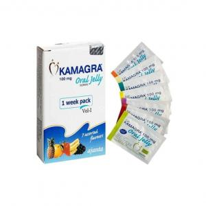 Kamagra Oral Jelly Vol 1 for sale