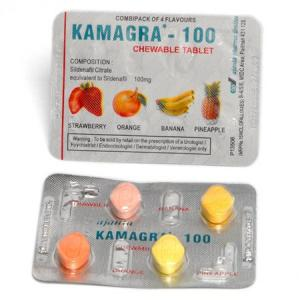 Kamagra Soft (Chewable Tablets) for sale