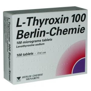 L-Thyroxin 100 for Sale