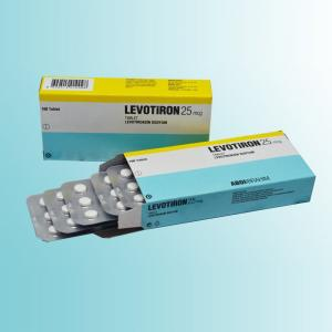 Levotiron 25 for sale