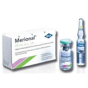Merional HMG 75 IU for sale