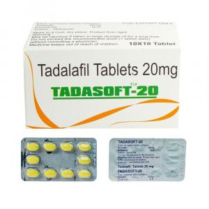 Tadasoft 20 mg for sale