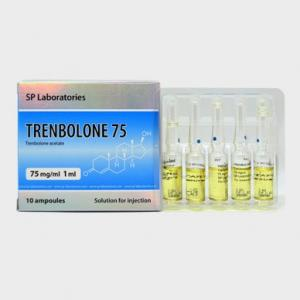 SP Trenbolone 75 1 mL for sale