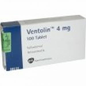 Ventolin 4mg for sale